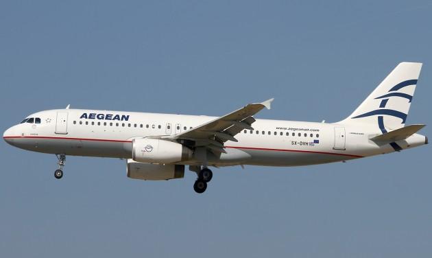 Remek eredménnyel zárta az első félévet az Aegean Airlines