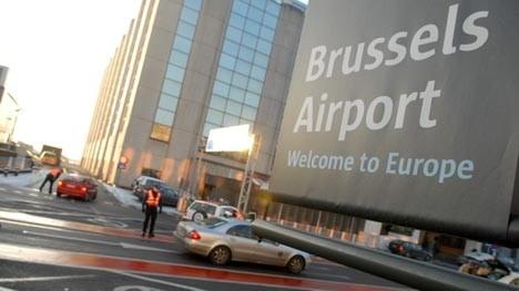 Áramszünet miatt fennakadások Brüsszel repülőterén