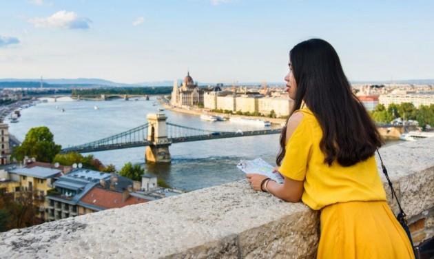 Változnak a kínai utazók