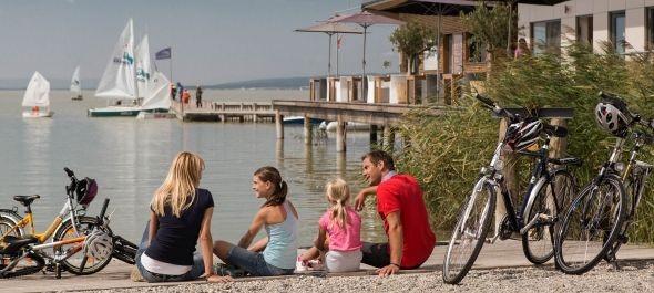 Újdonságok biciklistáknak Burgenlandban