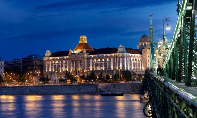 Eladta a Gellért Hotelt a Danubius