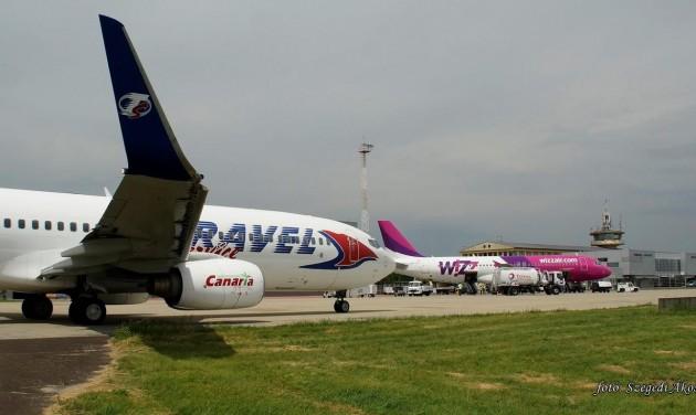 Erősen indult a nyár a Debrecen Airporton