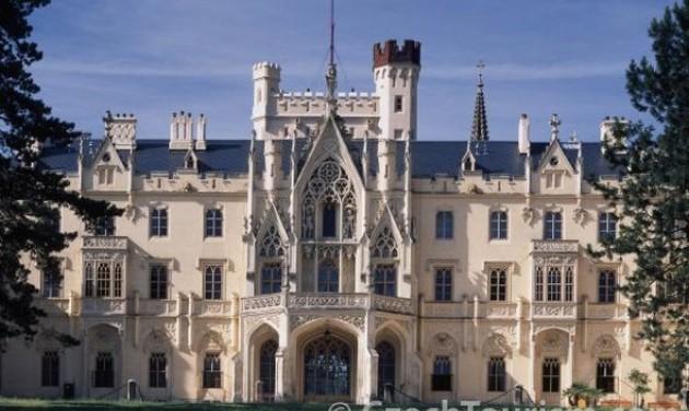 Rekordszámú látogató a cseh várakban és kastélyokban