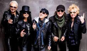 Jubileumi Scorpions-koncert jövő februárban Budapesten