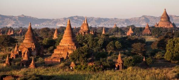A feltörekvő Mianmar az Easia Travellel