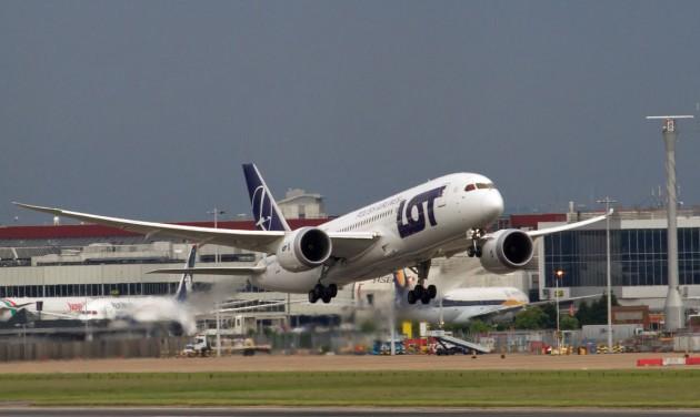 Közvetlen LOT-járat indult Colombo és Varsó között