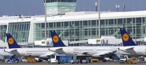Átadták a müncheni repülőtér új terminálépületét