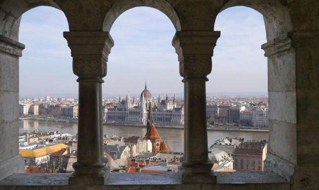 Csúcsra jártak a budapesti szállodák októberben