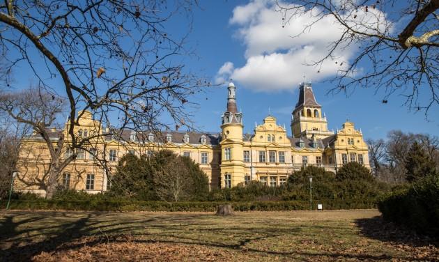 Indul a Wenckheim-kastély felújítása