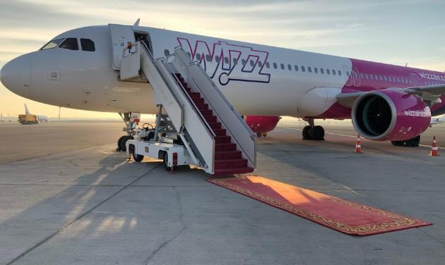 Bejelentette első hat útvonalát a Wizz Air Abu Dhabi
