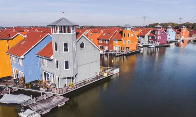 Nagy növekedés előtt a holland turizmus