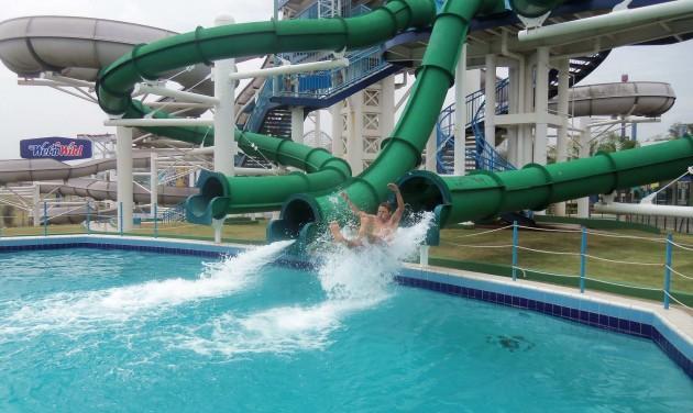 Aquaparkokat ellenőrzött a hatóság