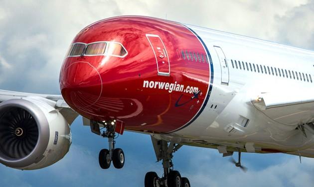 Tíz észak-amerikai városba indít diszkont járatot a Norwegian Európából