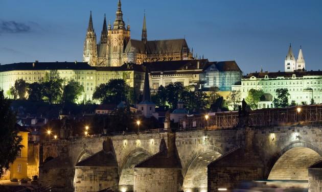 Rekordszámú konferencia a prágai szállodákban