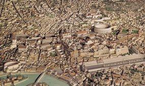 Ismét a gyalogosoké Róma ókori városközpontja