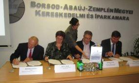 Négyoldalú megállapodás Miskolc turizmusának fejlesztéséért