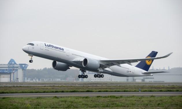 50 éve indult Budapestre az első Lufthansa-járat