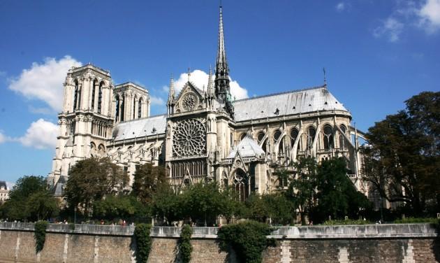 Öt éven belül újjáépítik a Notre Dame-ot
