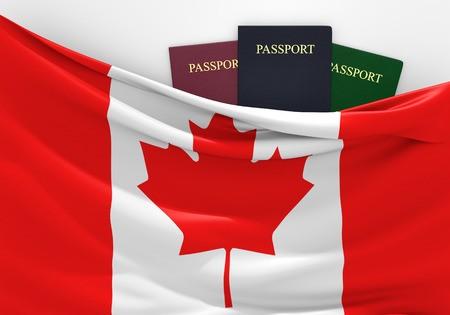 Vízummentesség Kanadába a román állampolgároknak