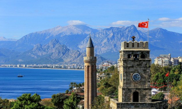 Törökországi szezonkezdet az Anubis Travelnél