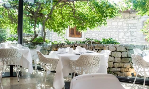 Rovinji étterem kapta az első horvátországi Michelin-csillagot