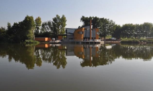 Fejlesztések a Deseda-tó környékén