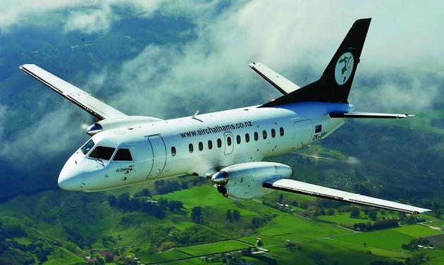 Új-Zéland, Dél-Korea és Nigéria Hahn Air jegyeken
