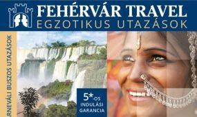 Megjelent a Fehérvár Travel téli katalógusa
