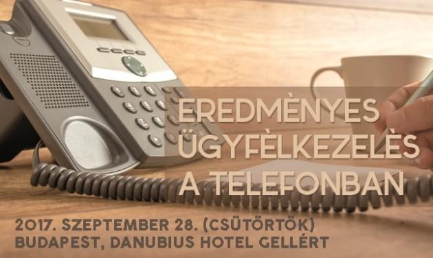 A telefonos ügyfélkezelés praktikái