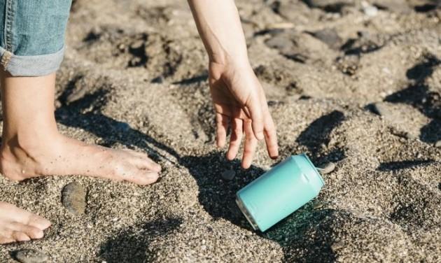Díjaznák a strandolók a környezetbarát eszközöket