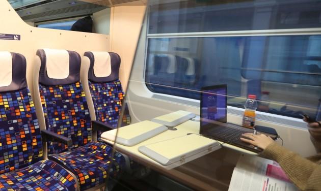 Gyorsabb lesz a wifi a belföldi vonatokon