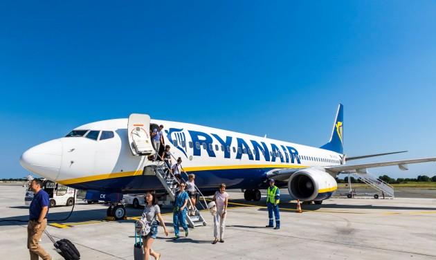 A hitelkártya-visszatérítést kérő utasokat bünteti a Ryanair
