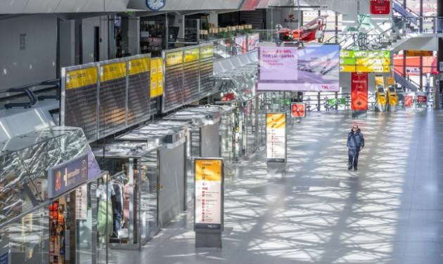 A koronavírus sem áll az új berlini reptér útjában