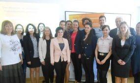 BKF-es hallgatók prezentációs napja a világörökségek fejlesztéséről