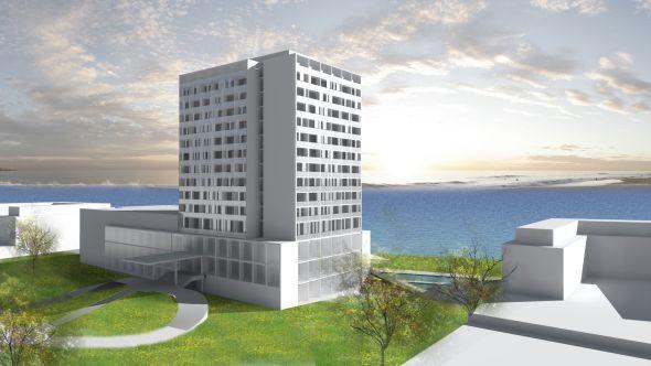 4,5 milliárd forintból születik újjá a Hotel Füred
