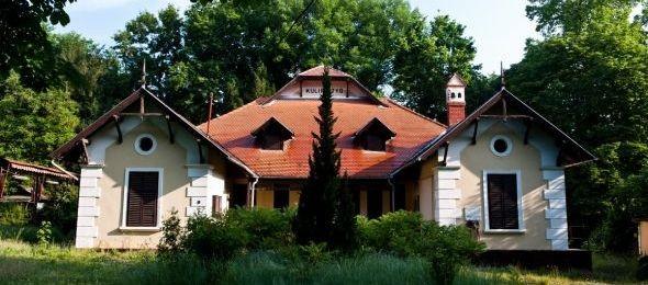 Megnyílik a Kulipintyó, a balatonföldvári Széchenyi-villa