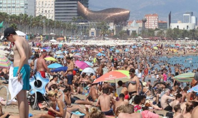 Új rekord a spanyol turizmusban