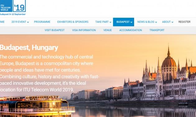 A BFTK fogadja az ITU világkonferencia látogatóit Budapesten