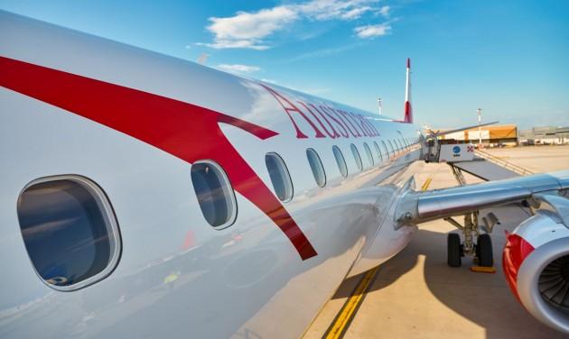 Segélycsomag az Austrian Airlines talpra állítására