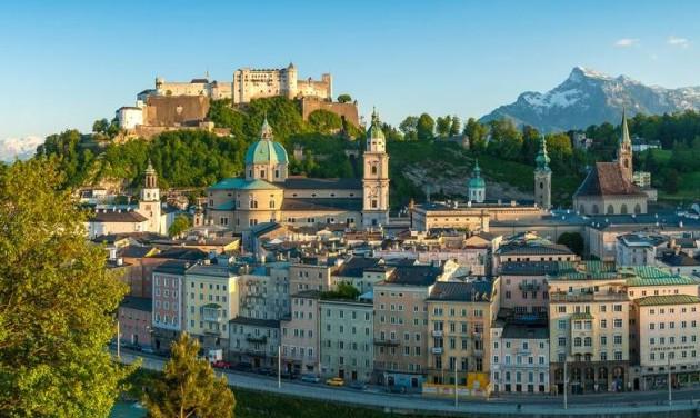 Salzburg idén a hercegérsekek előtt tiszteleg