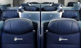 Licitálni lehet az airberlin business jegyeire