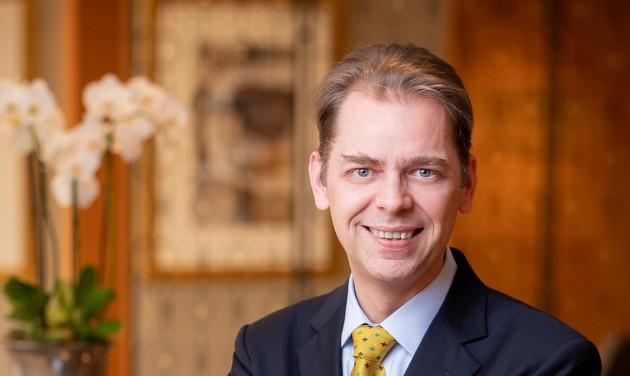 Peter Pottinga az InterContinental Budapest új vezérigazgatója