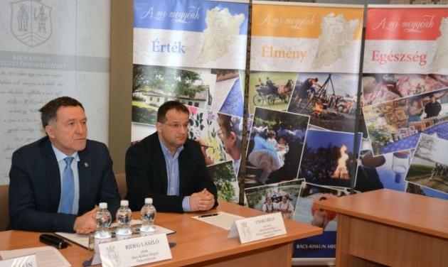 Turizmus.com rádió: Csáki Béla - Belföldi díszvendég Bács-Kiskun megye