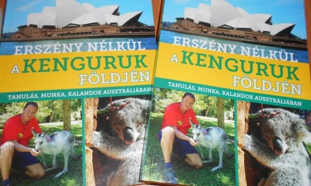 Ausztráliáról írt könyvet egy szakmabeli