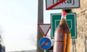 Tokaji (részleges) nem a műanyag PET-palackos borokra
