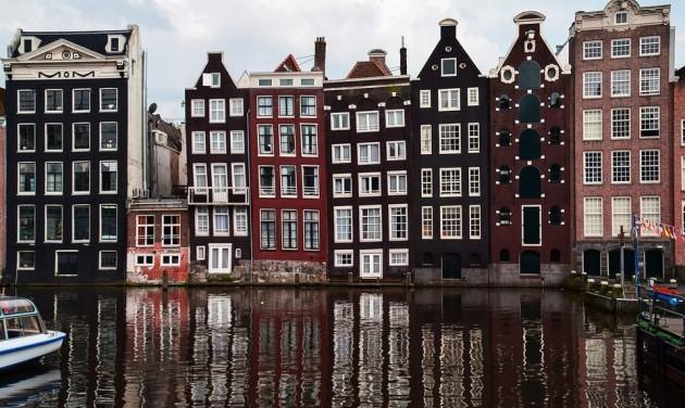 Overtourism Amszterdamban
