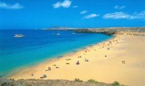 A tenger mélyén nyílik szoborpark Lanzarote sziget közelében
