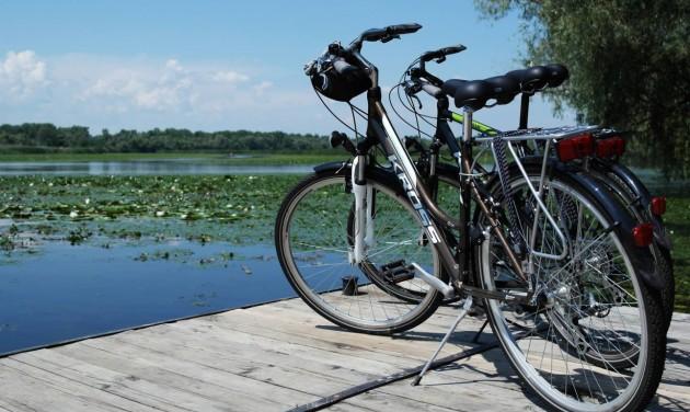 Másfél év múlva kerékpárút köti össze Poroszlót és Tiszafüredet