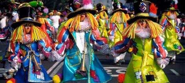 Elkezdődött a karneváli szezon Tenerifén