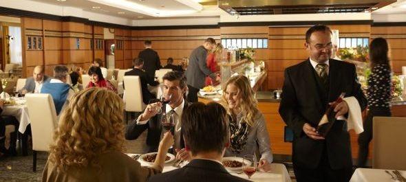 TÜV Tanúsítvány a Carbona éttermének